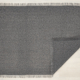 Chilewich Market Fringe 58x84 SHADOW