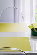 Chilewich Glow Tablemat 13.5 x 18.5 CITRON