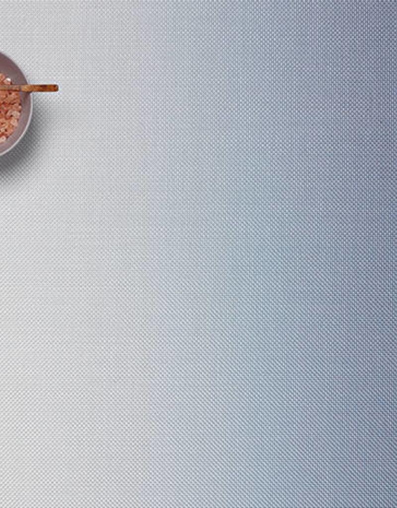 Chilewich Glow Tablemat 13.5x 18.5 INDIGO