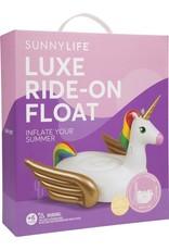Sunnylife Ride-On Float Unicorn