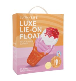 Sunnylife Lie-On Float Ice Cream