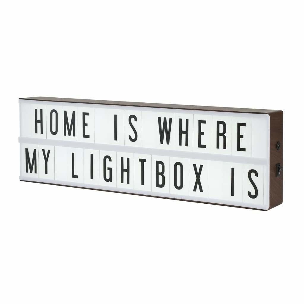Amped Vintage Edition - My Cinema Lightbox