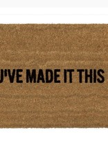 Reed Wilson Design Doormat - You've made it this far