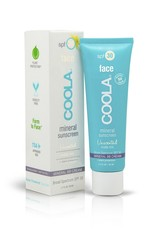 Coola SPF30 Mineral Face Unscented Matte Ti