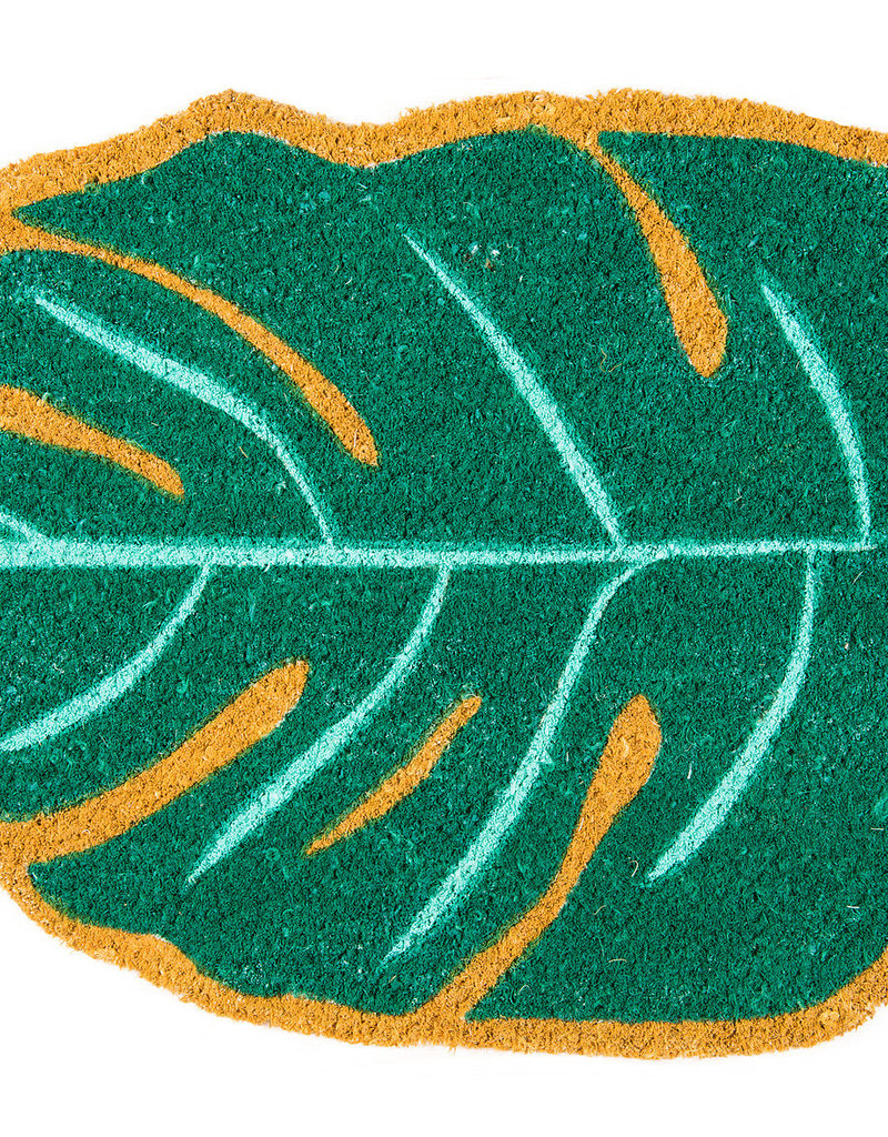 cloudnola Doormat Leaf