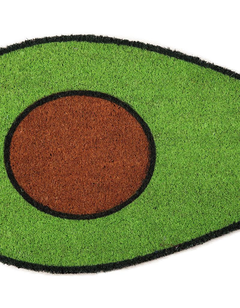 cloudnola Doormat Avocado