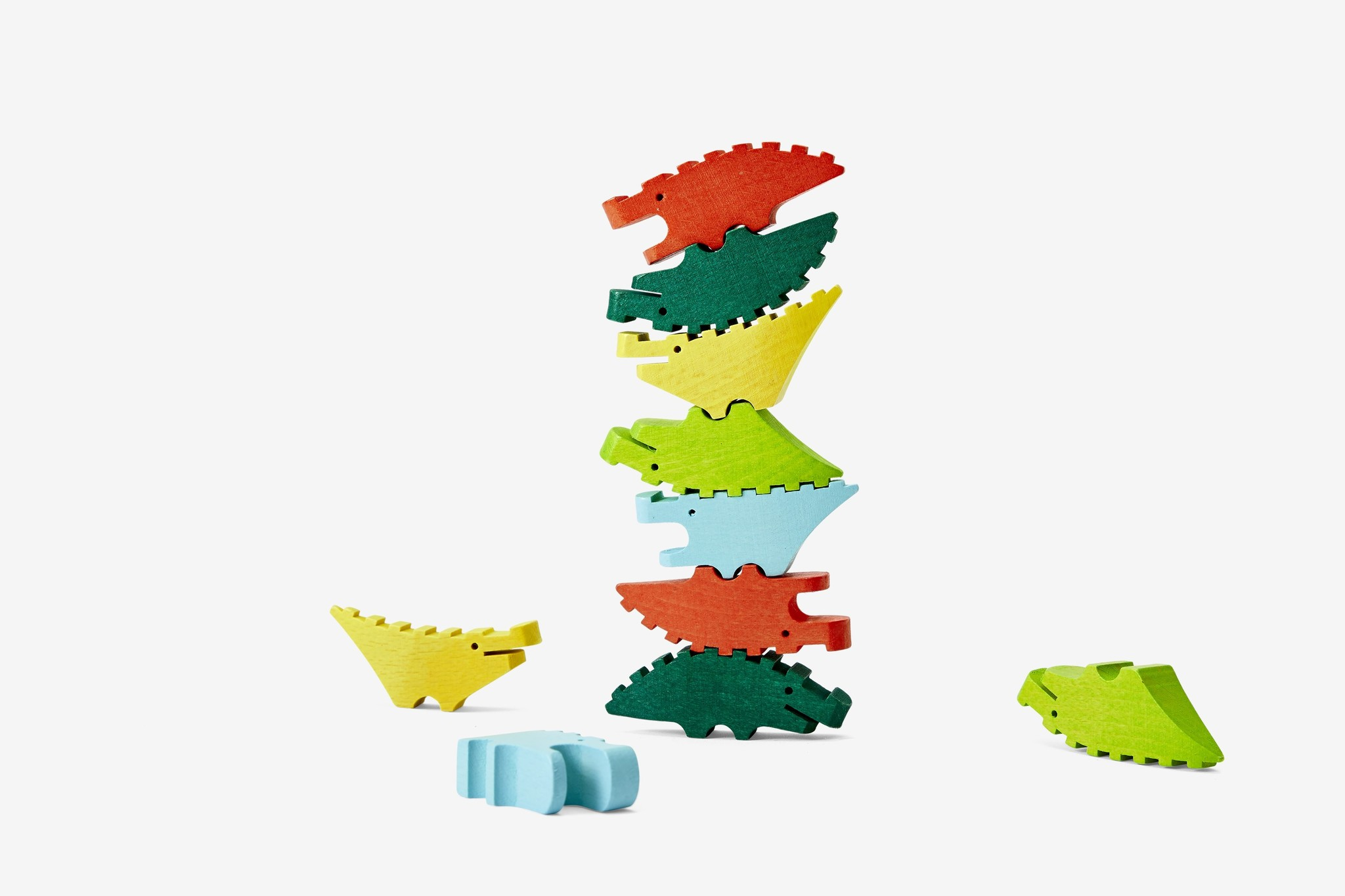 Areaware Croc Pile Mini Set of 10 (multi)