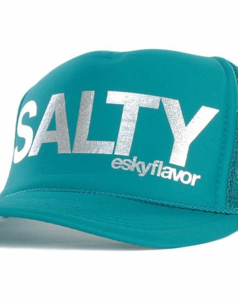 EskyFlavor SALTY Hat Jade Green