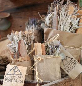 The Spiritual Kindling Spiritual Kindling - Fire Starter large