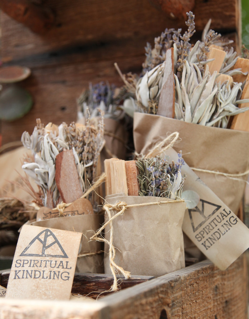 The Spiritual Kindling Spiritual Kindling - Fire Starter large