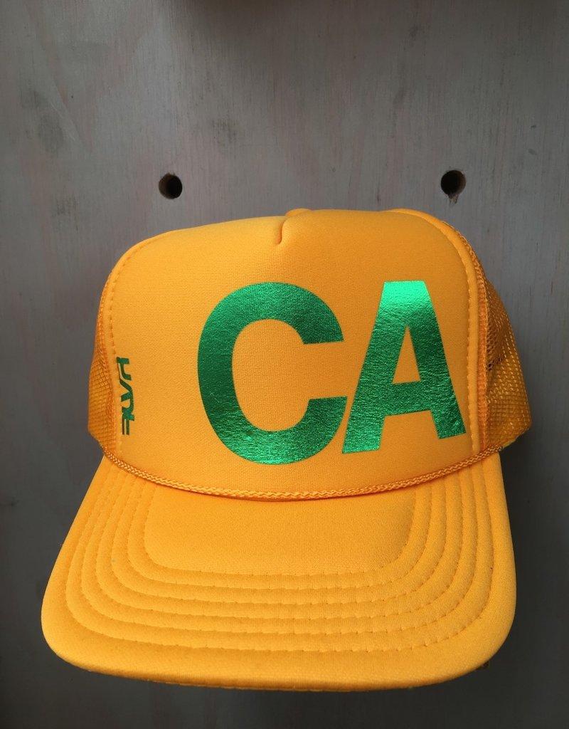 EskyFlavor CA Hat Green Gold