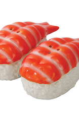 cloudnola Salt and Pepper Sushi