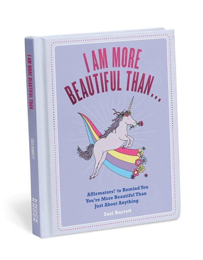 Affirmators Book More Beautiful