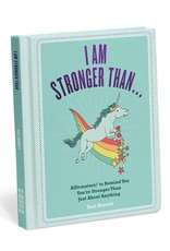Affirmators Book Stronger Than