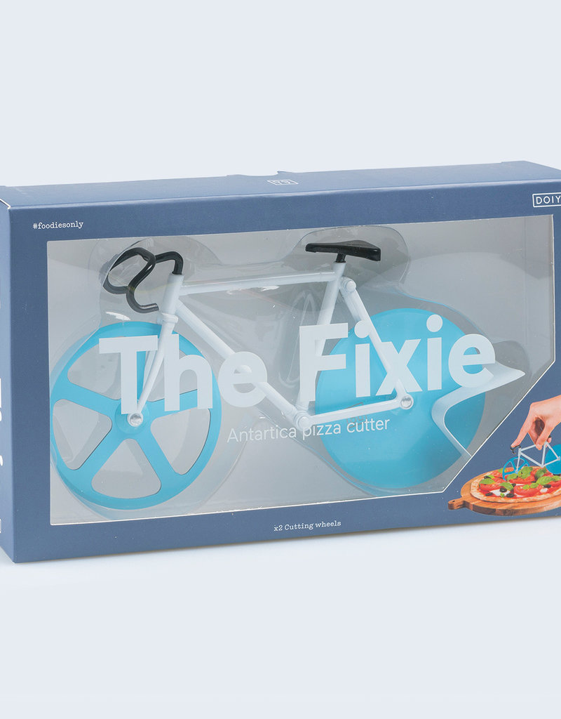 Doiy The Fixie Antartica Pizza Cutter