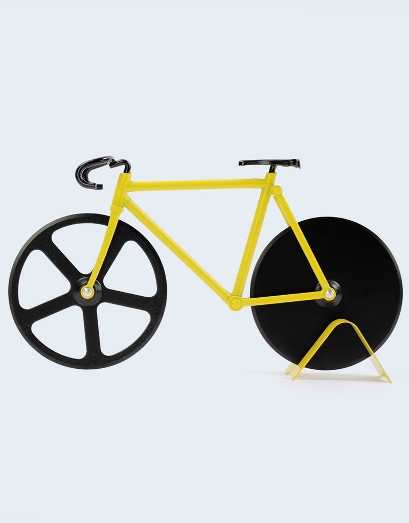 Doiy The Fixie Bumblebee Pizza Cutter