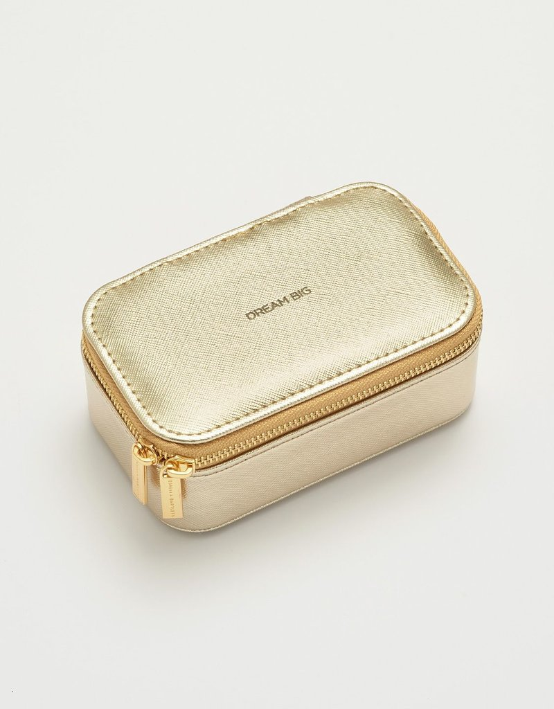 estella bartlett [EBP2449] Mini Jewellery Box - Gold