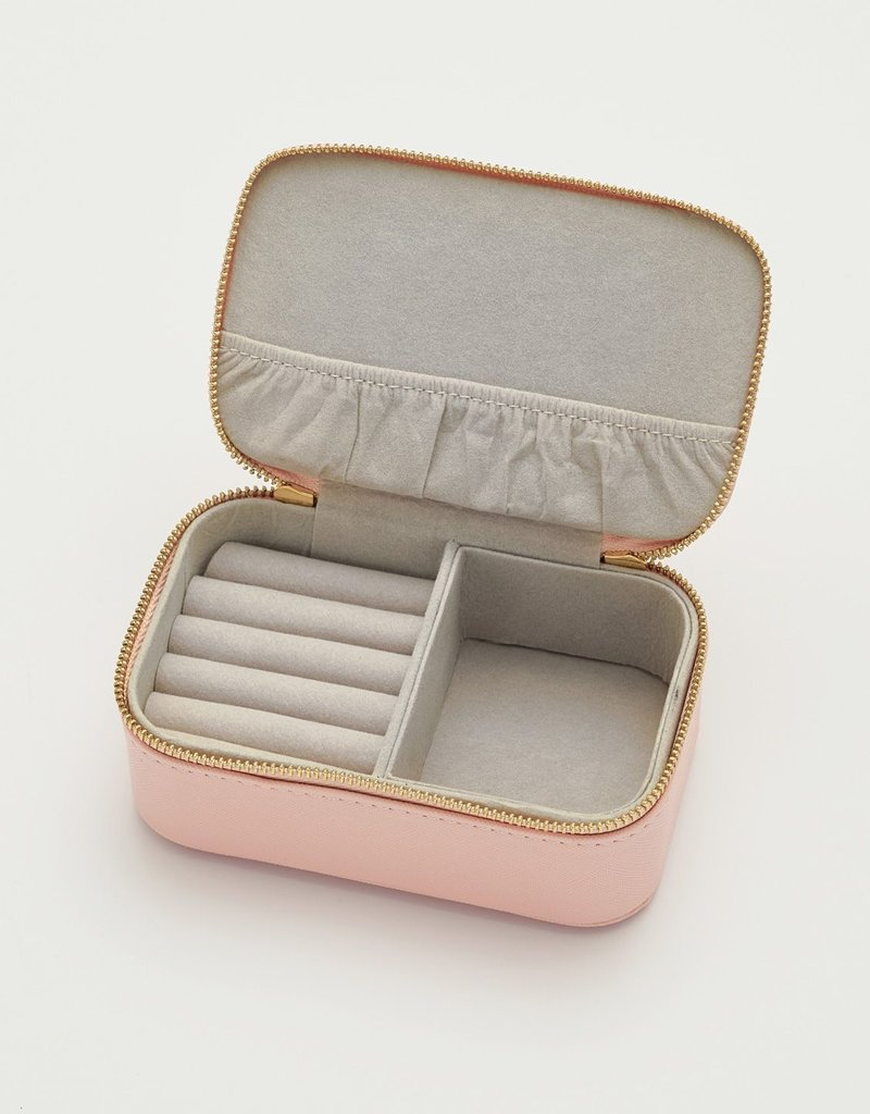 estella bartlett [EBP2383] Mini Jewellery Box - Blush