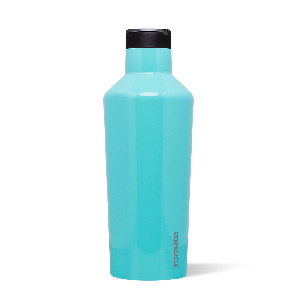 corkcicle Canteen - 40oz Gloss Turquoise