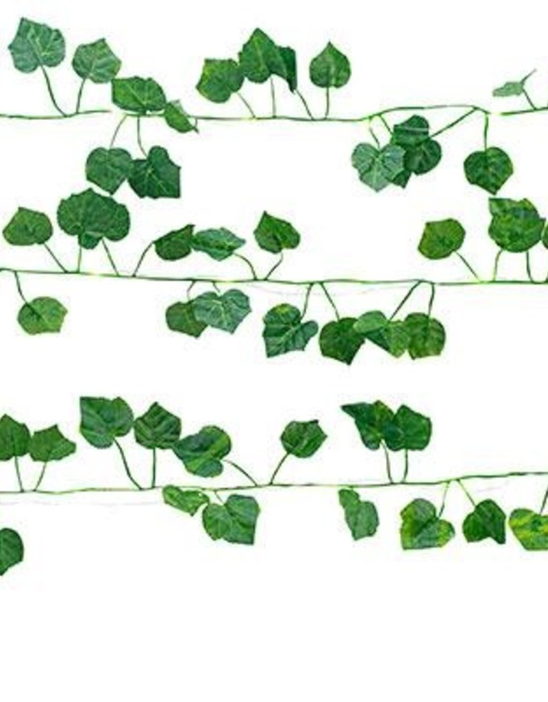 kikkerland IVY STRING LIGHTS 10 FEET