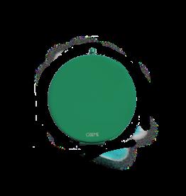 Green Compact Mirror