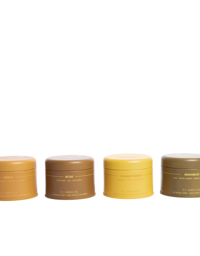 P.F.Candle MOONRISE - SUNSET INCENSE CONES