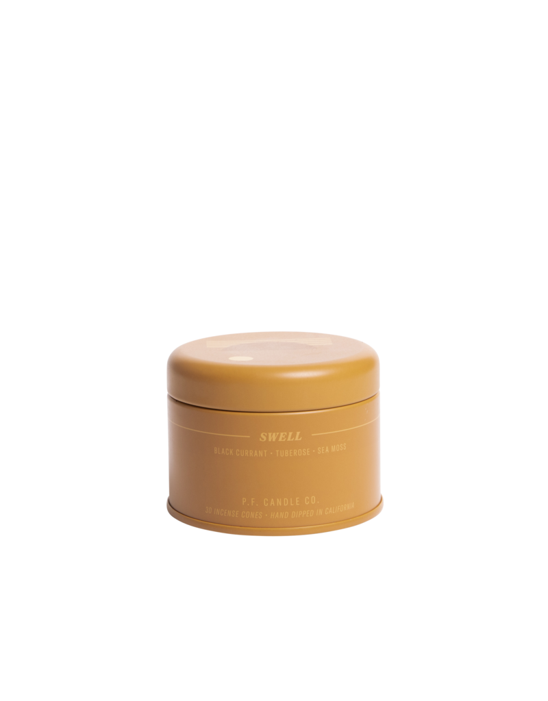 P.F.Candle SWELL - SUNSET INCENSE CONES