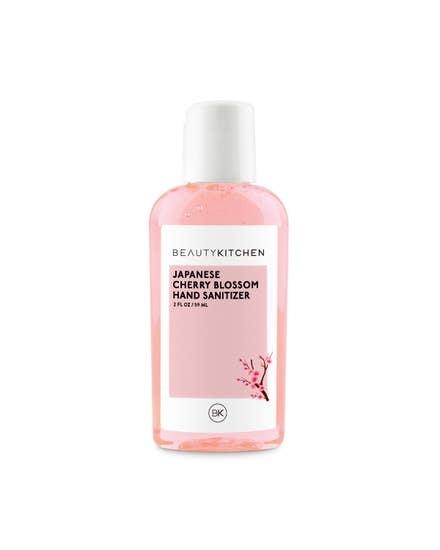 Japanese Cherry Blossom Handsanitizer, 2 oz