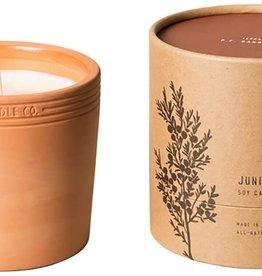 P.F.Candle Terra Juniper Soy Wax Candle
