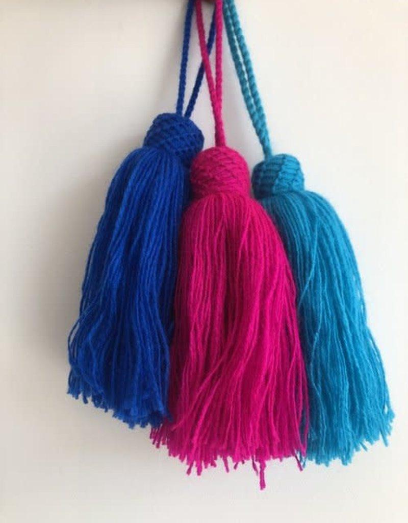 Tassels Assorted colors