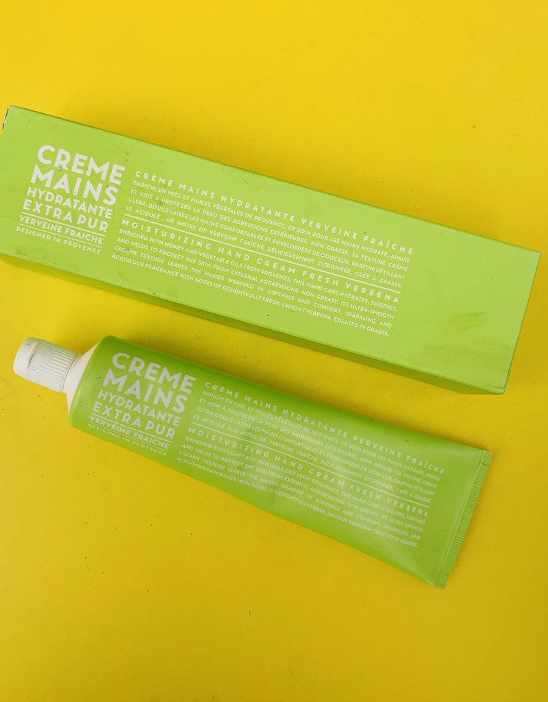 Compagnie de Provence Hand Cream Fresh Verbena 3.4 fl oz Tube