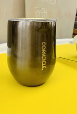 corkcicle 12oz Stemless Gunmetal