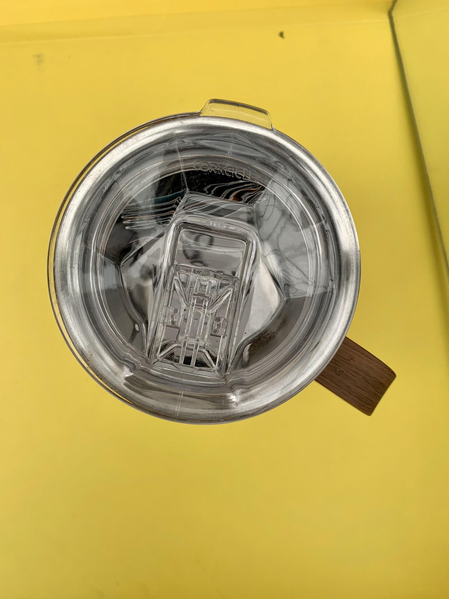 corkcicle 16oz Mug Walnut