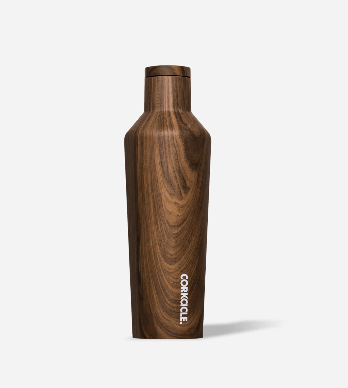 corkcicle 16oz Canteen Walnut