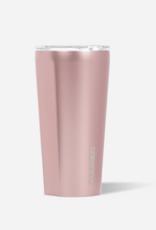 corkcicle 24oz Tumbler Rose Metallic