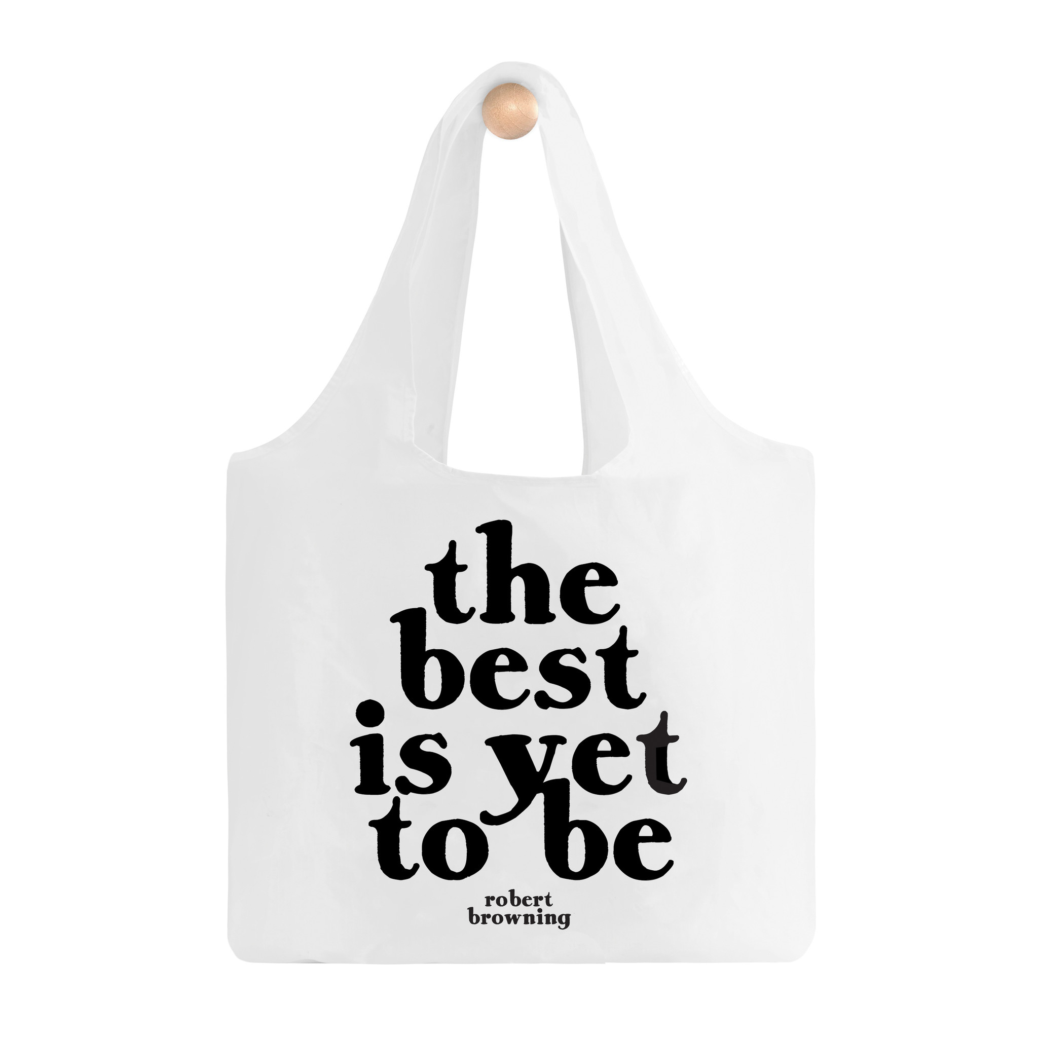 BG164 bag - the best is yet to be