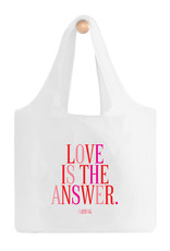 BGD292 bag - love is the answer