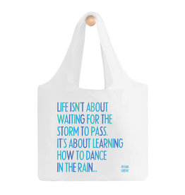 BGD208 bag - life isn't about