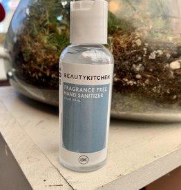 Fragrance-Free Hand Sanitizer