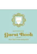 Guest Book: Bathroom