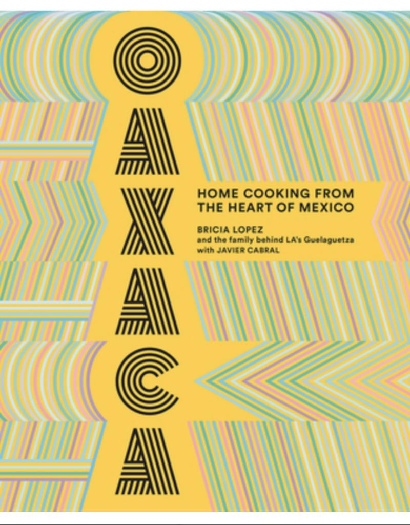 oaxaca cook book
