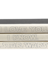 3 Volume I know I love you Star Wars