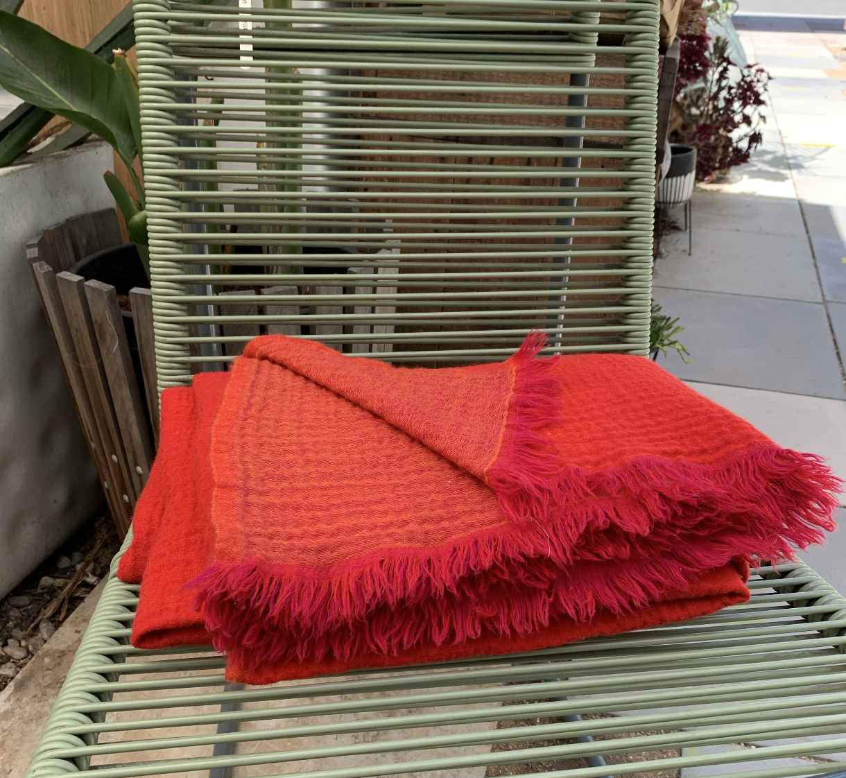 Boiled Wool Blanket 100% MADE IN India