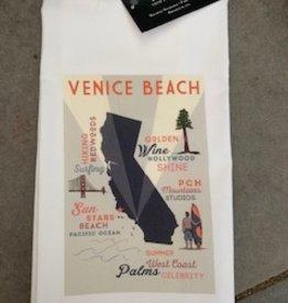 kitchen TOWEL Venice Beach