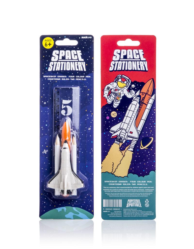 SPACE SHUTTLE STATIONERY SET