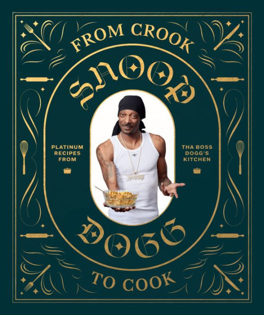 Snoop dog from crook to cook