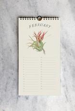 Tillandsia Celebration Calendar | Perpetual Calendar