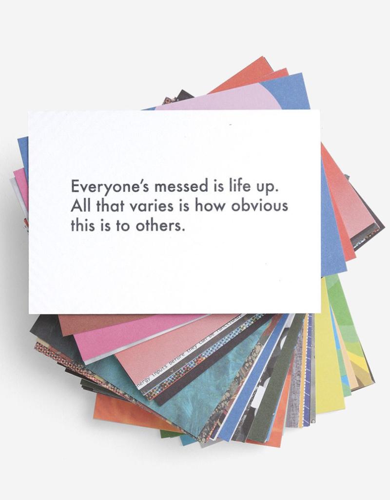Calm Prompt Cards