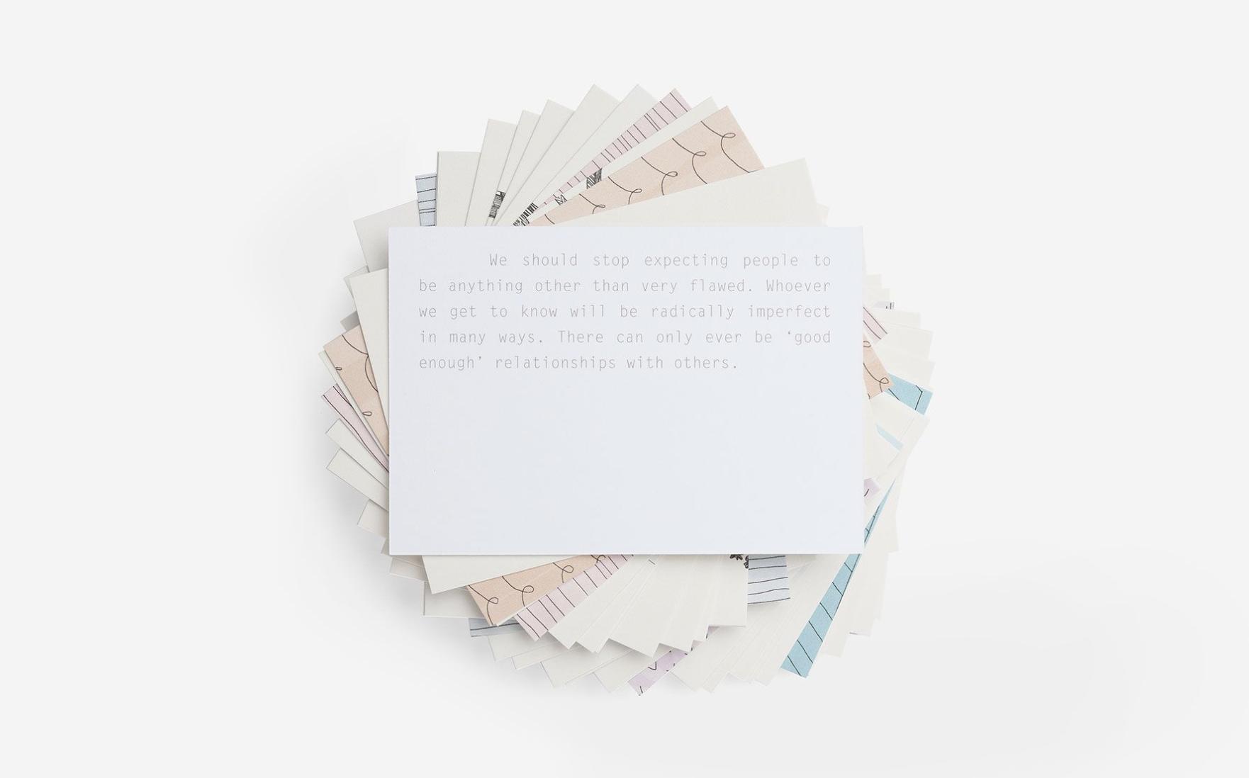 Kindness Card set