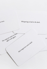 Small Pleasures Card Set